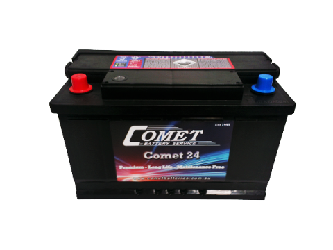 Comet 24 N88hmf Din100 Comet Battery Replacement Services
