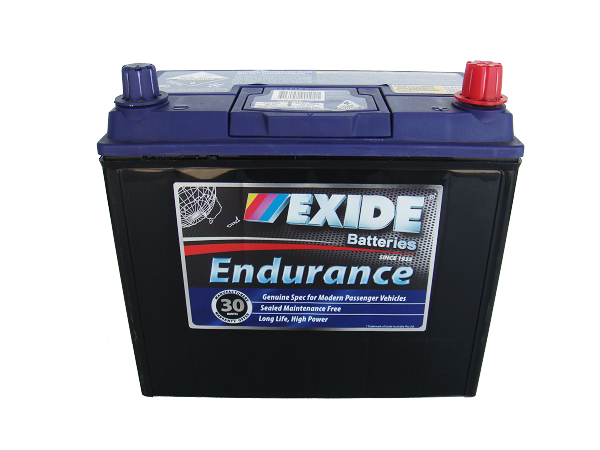exide endurance 60cmf for honda cr v 02 09 odyssey wagon. Black Bedroom Furniture Sets. Home Design Ideas