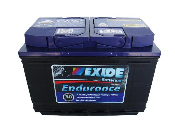 EXIDE ENDURANCE 66HMF For Holden Commodore VE VF 2006-onwards
