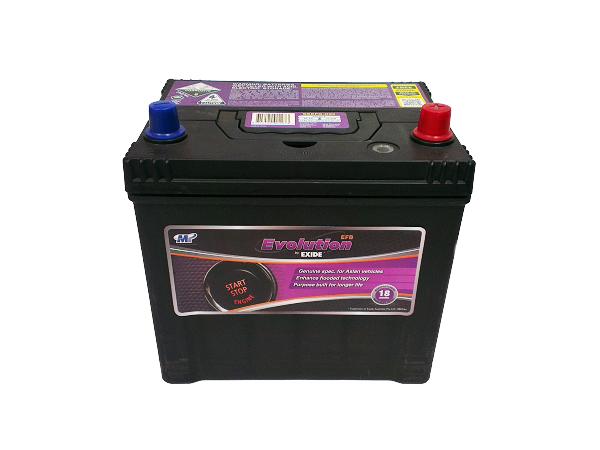 exide evolution stop start battery ssefb d23 comet battery replacement. Black Bedroom Furniture Sets. Home Design Ideas