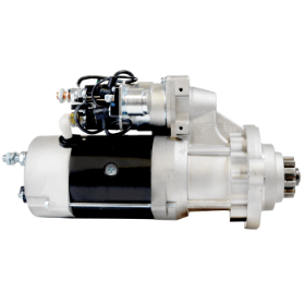 NEW STARTER GENUINE QUALITY 12V 7 2KW 11TH CW SUITS FREIGHTLINER MACK ENG  CUMMINS CAT, REP 39MT